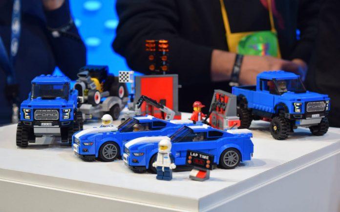 Ford y lego