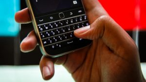 Blackberry Q20-3