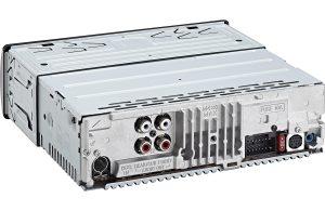 Sony CDX-GT570UP back