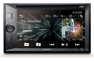 Sony XAV-W650BT 1
