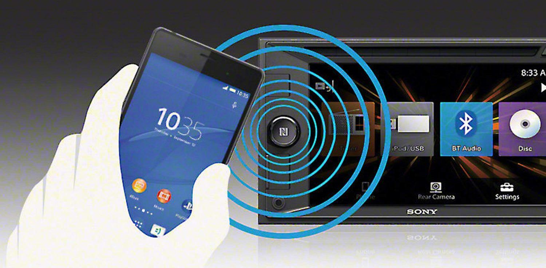 Sony XAV-W650BT 2