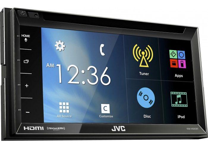 JVC KW-V620BT 2