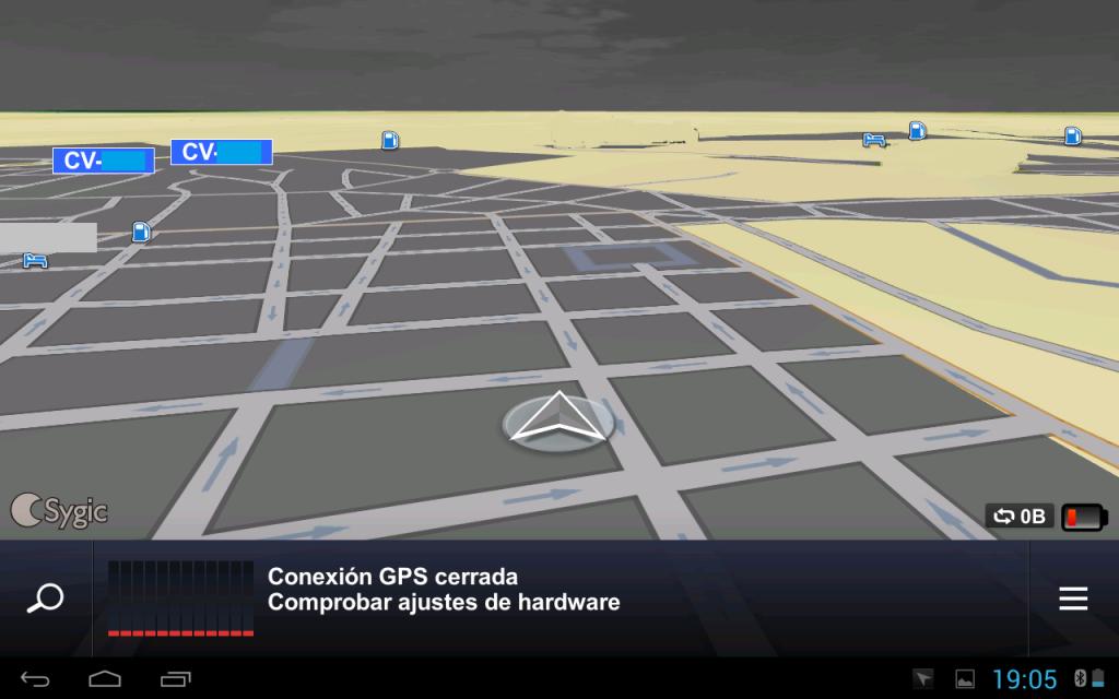 Sygic-sin-GPS