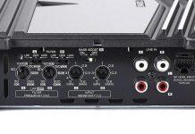 Filtros HPF LPF amplificador