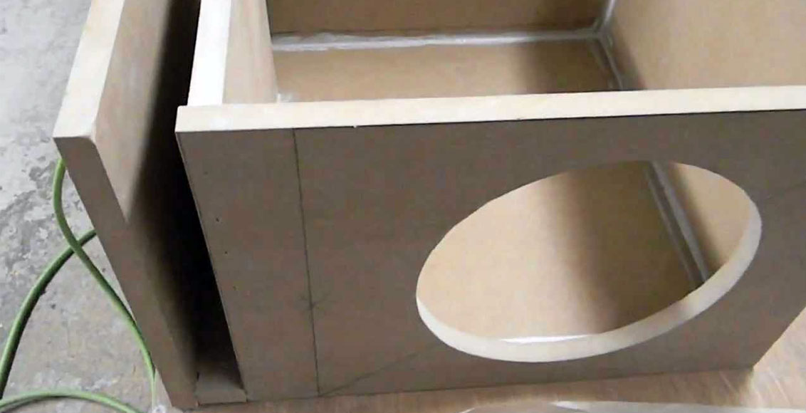 TUTORIAL: Cómo construir tu propia caja para subwoofers