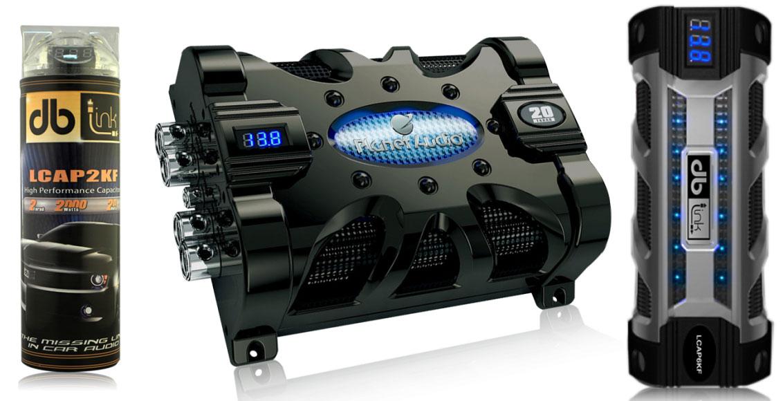 Que Es Un Capacitor Como Se Instala Siempre Lo Quisiste Saber Revista De Car Audio