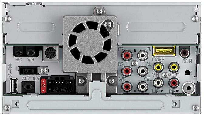 Pioneer AVH-1400nex