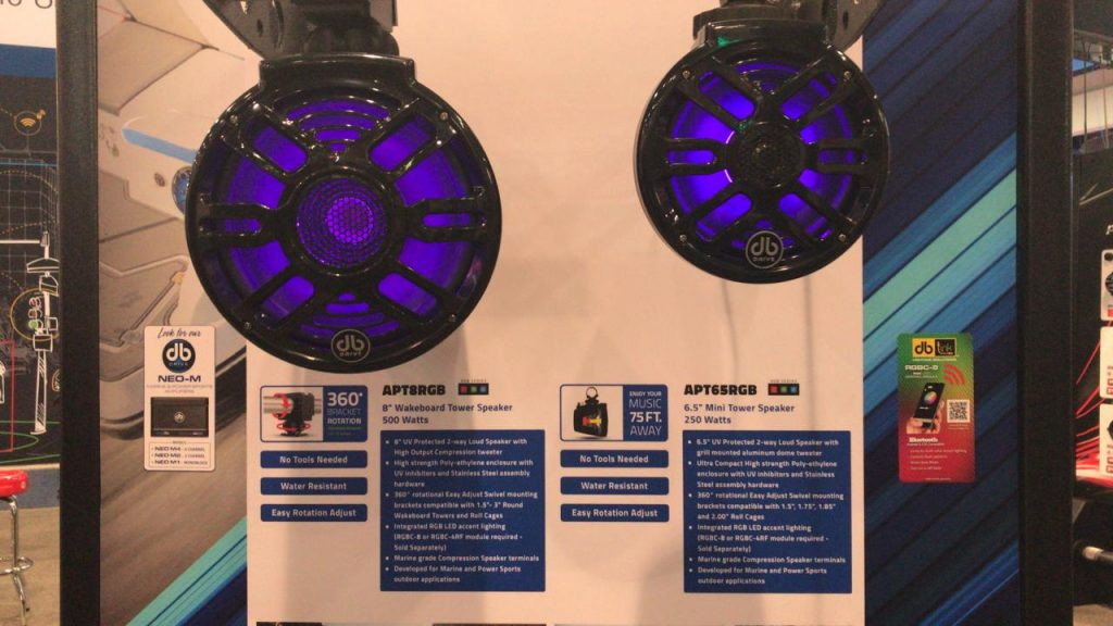 Bocinas de Car Audio 2019