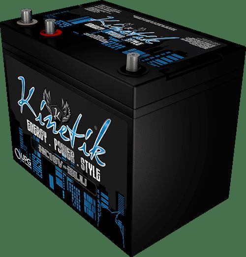 Bateria Car Audio