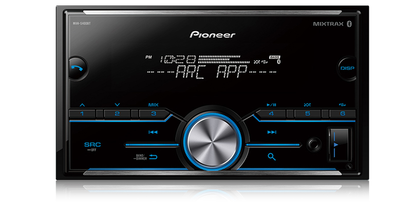 Car Audio - Pioneer