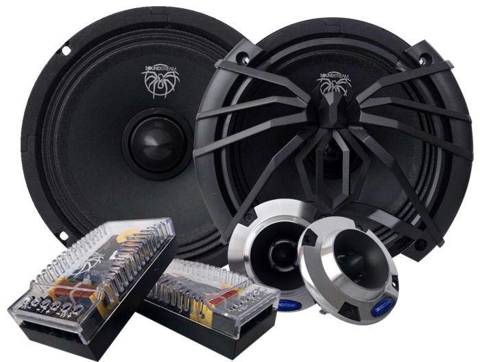 Soundstream - mejorar el sonido