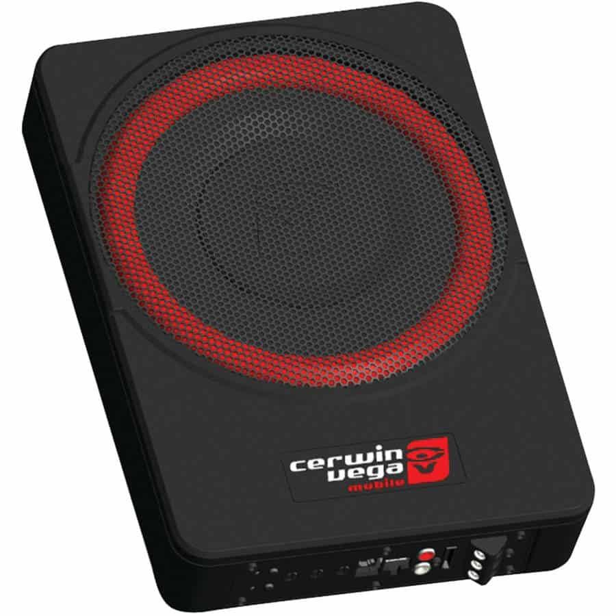 Cerwin Vega - mejorar el sonido