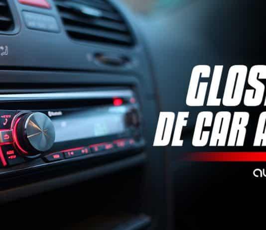 Glosario de Car Audio