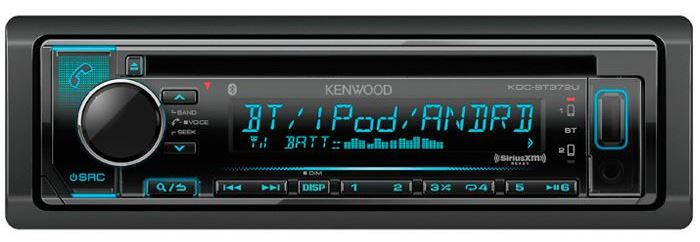 Kenwood KDC-BT372U