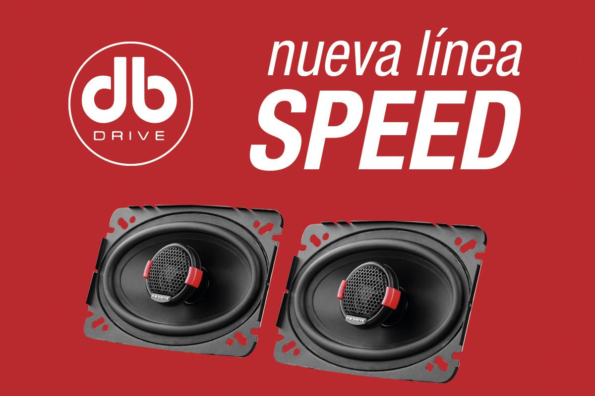 línea speed - DB Drive