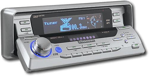 estéreo clásico - Pioneer DEH-840mp
