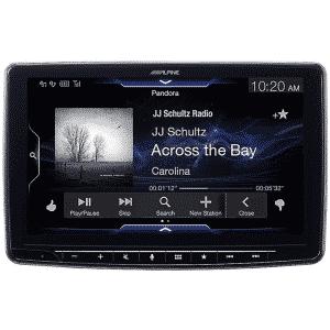"audio sound - Pantalla Táctil 9"" Halo iLX-F309 de Alpine"