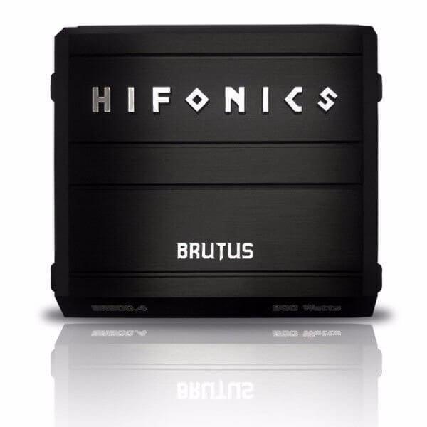 Hifonics - marca de audio car online