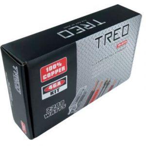 Kit de instalación cable 100% cobre para instaladores de audio