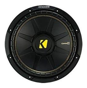 Subwoofer 12 Kicker Comp C Bobina Sencilla Amp 2 4 Canales