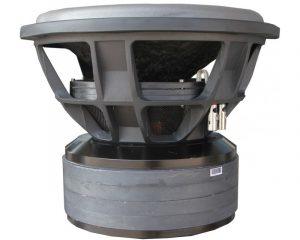 características del woofer 4xl-152d