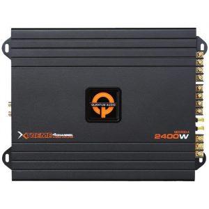 amplificador Quantum Audio QE2400.4 - Buen Fin 2019