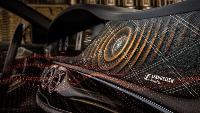 Continental y Sennheiser: audio 3D en el CES 2020