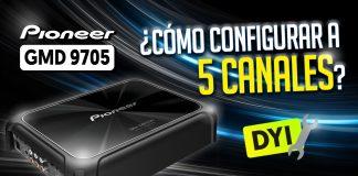 PIONEER GM D9705