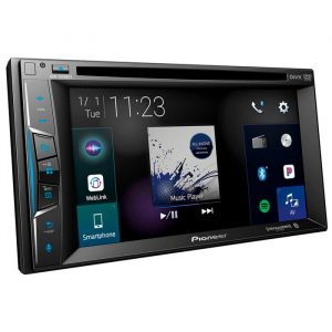 "pantalla Pioneer AVH – 1550NEX doble din de 6.2"""