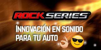 Rock series, sonido automotriz