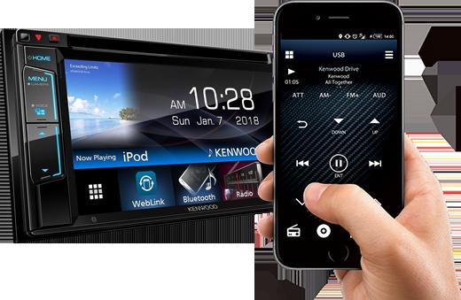 app Kenwood Remote