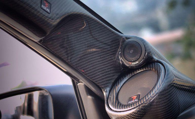 instalaciones en Car Audio, SONIDO SQ