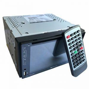 """pantalla soundstream VR – 625BC doble din 6.2"""" con control remoto"""