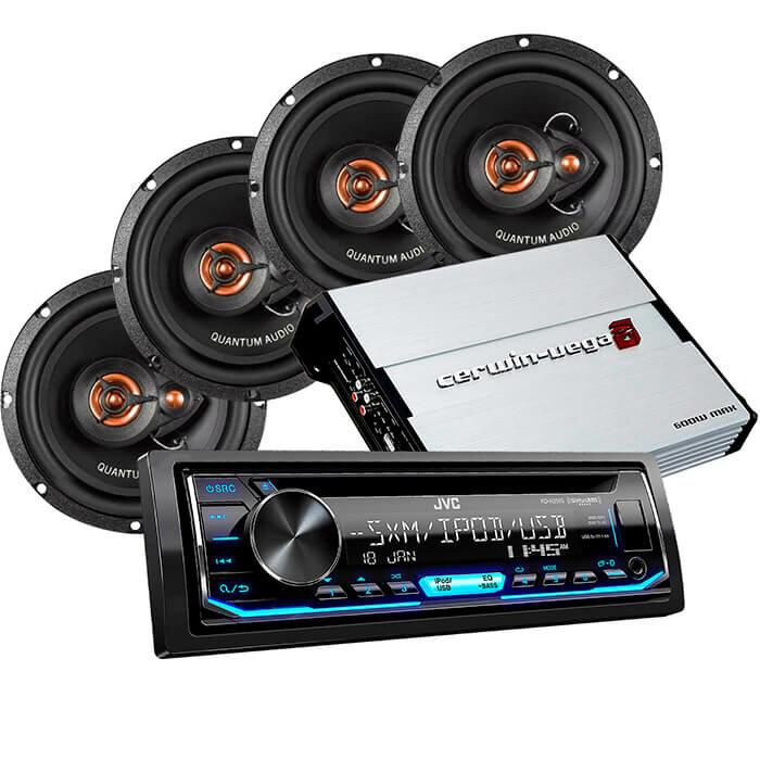 comprar sistema de Audio Car por primera vez