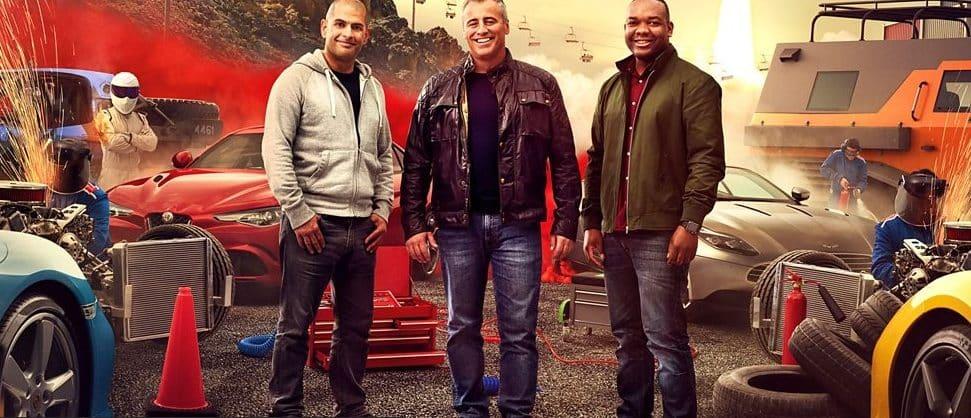 Top Gear para ver en especiales de autos durante el COVID-19