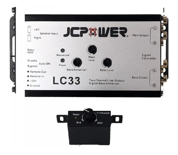 JC Power LC33