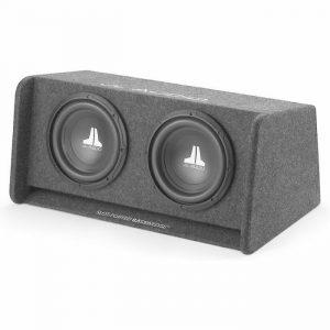 CP210-W0v3 (Cajón porteado con dos bajones – JL Audio)