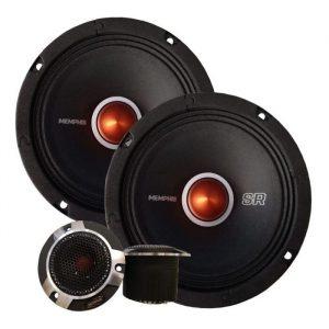 """SRXP62C (Set de medios de 6.5"""" – Memphis Audio)"""