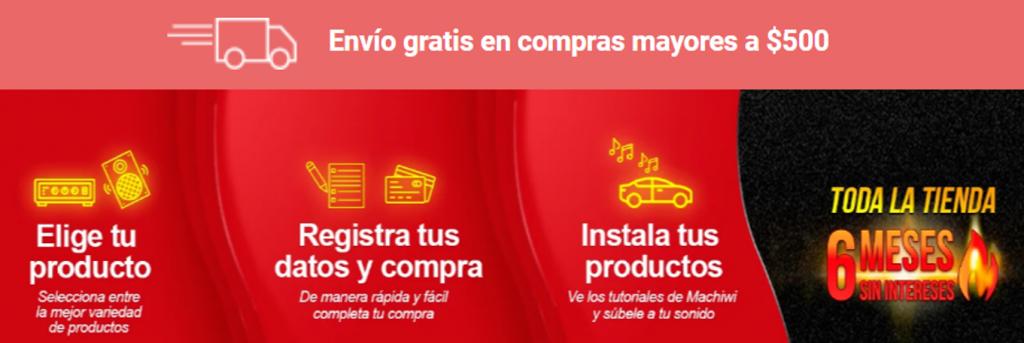 comprar online en Hot Sale México