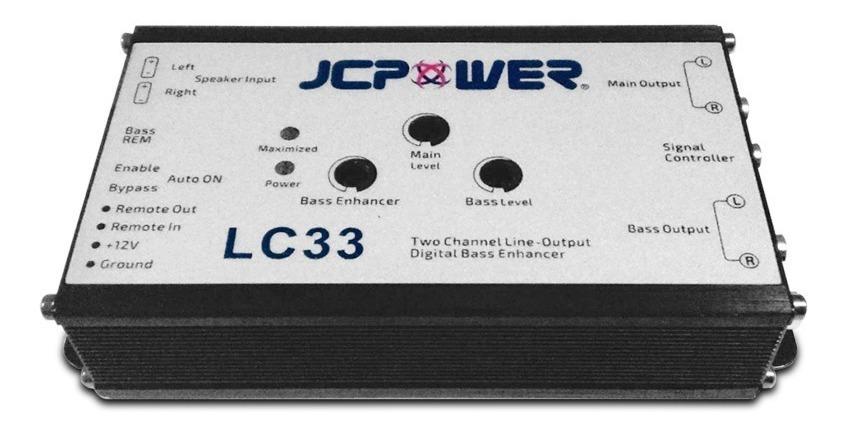 convertidor JC Power LC33