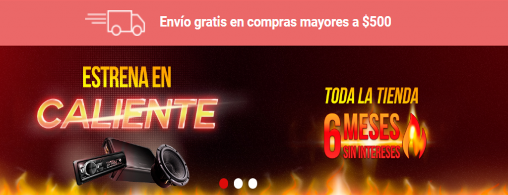 Hot Sale México en AudioOnline