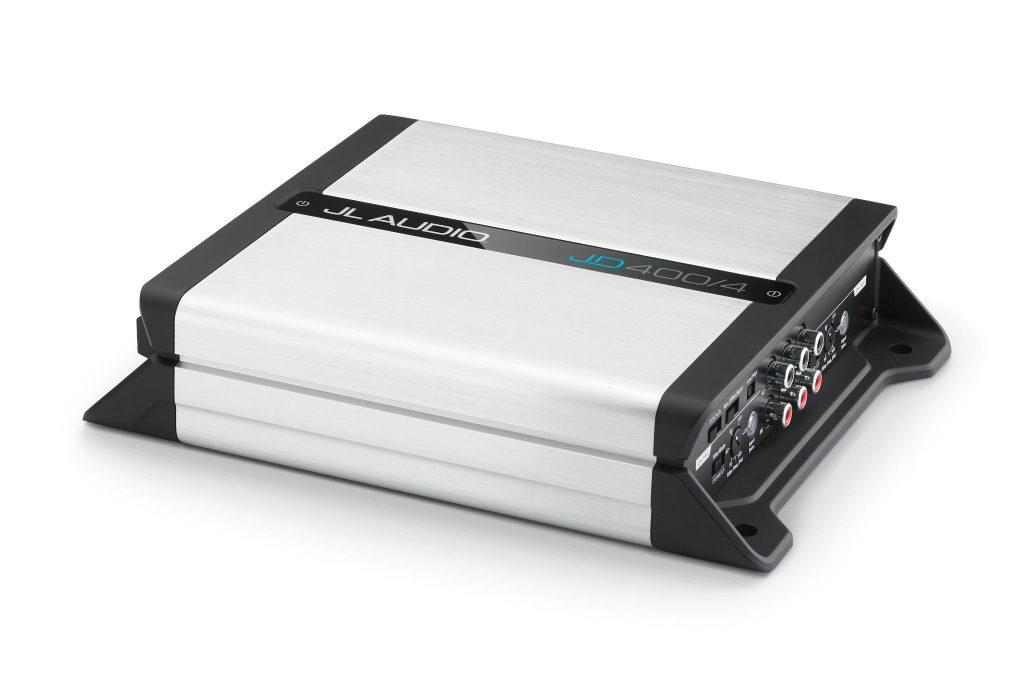 amplificador JD400/4 de la línea JD de JL AUDIO
