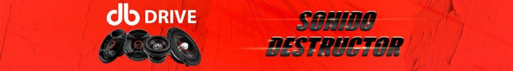 Productos de DB Drive en AudioOnline