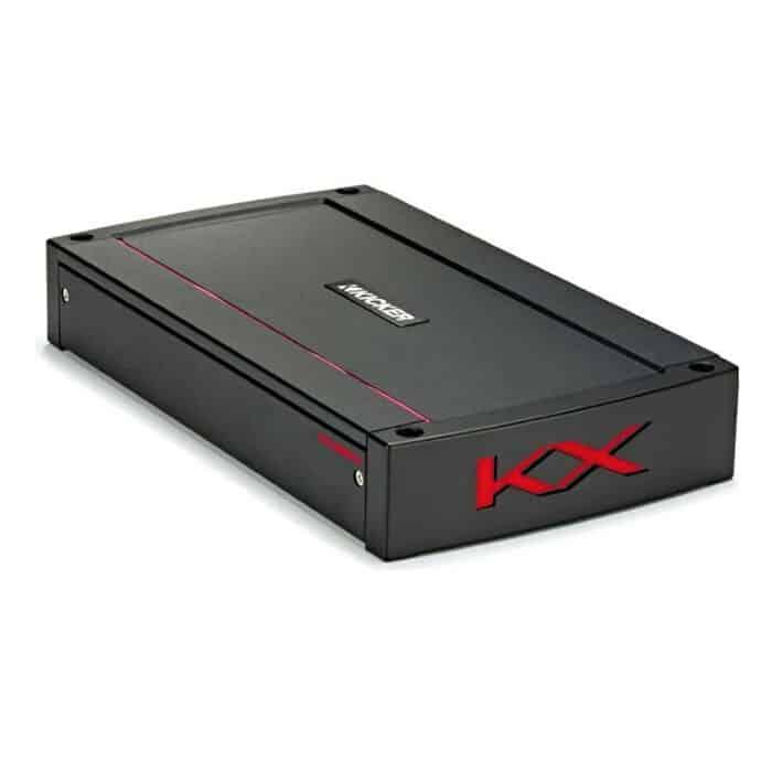 KICKER 44KXA8005 con epicentro - Amplificadores KXA