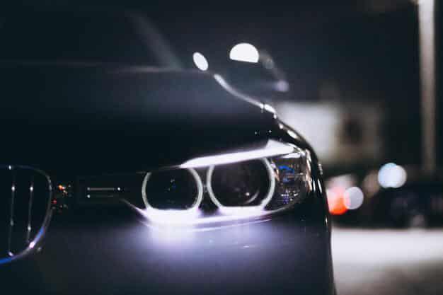 Luz LED para coche