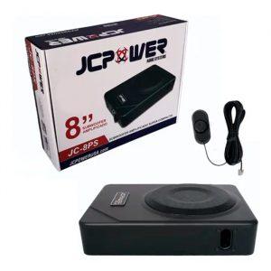 caja del JC Power JC-8PS con todo lo que incluye