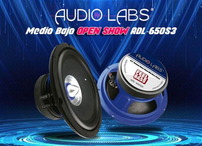 Medio Bajo para open show Audio Labs ADL-65OS3