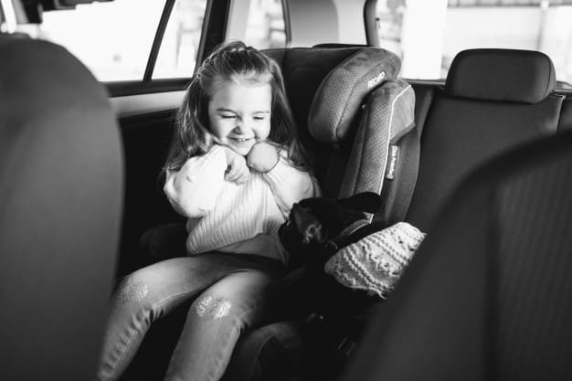 viajar con niños y mascotas