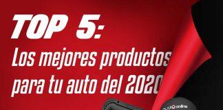 productos de auto 2020
