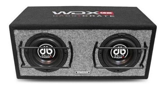 cajón porteado DB Drive WDX6-2BC